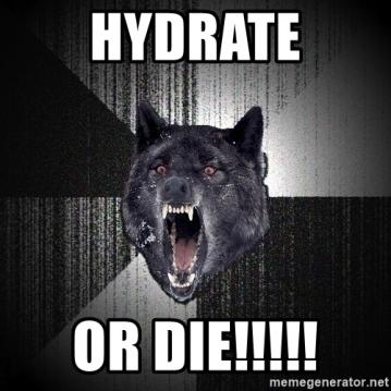 hydrate-or-die