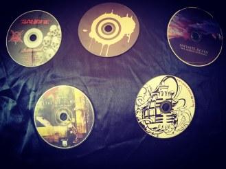 5 CD's Thrown In #1